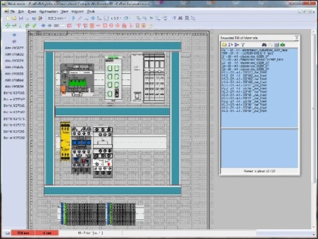 Electrical CAD Software, Schematics Design, electrical diagram ...