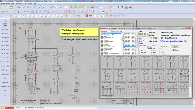 Electrical Schematic Cad Software - DIY Wiring Diagrams •